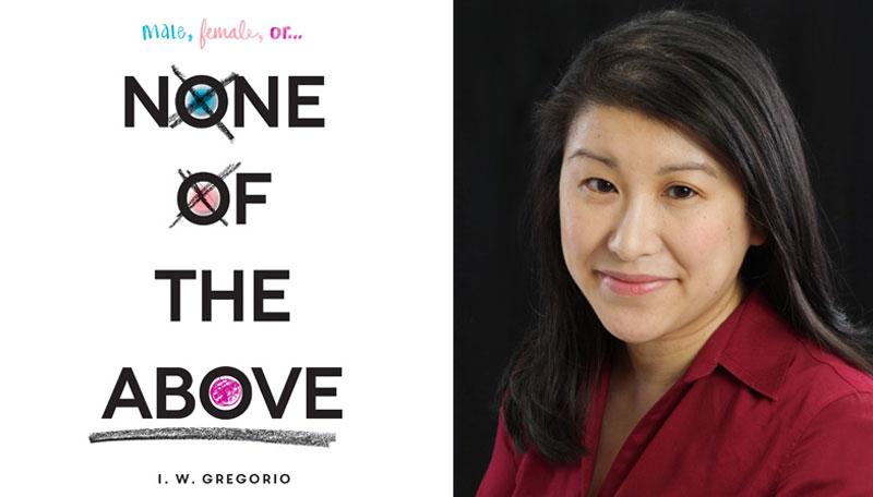 I.W. Gregorio None of the Above - Intersex book