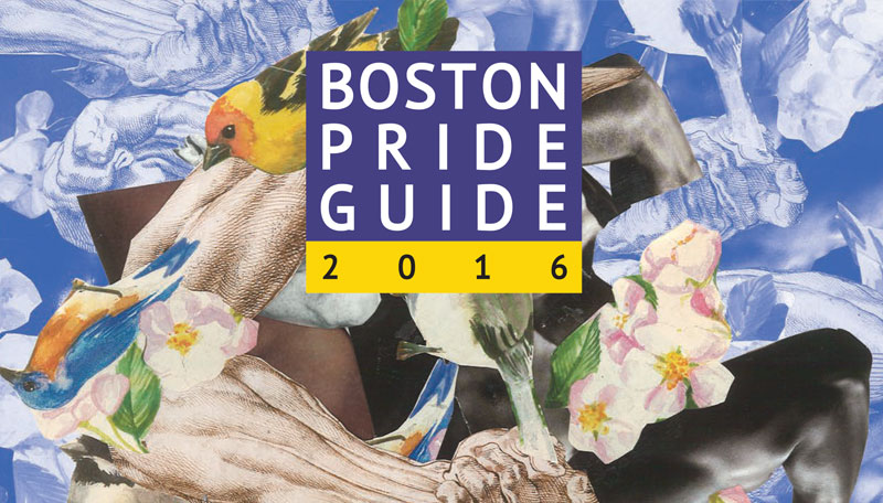cover of Boston Pride Guide