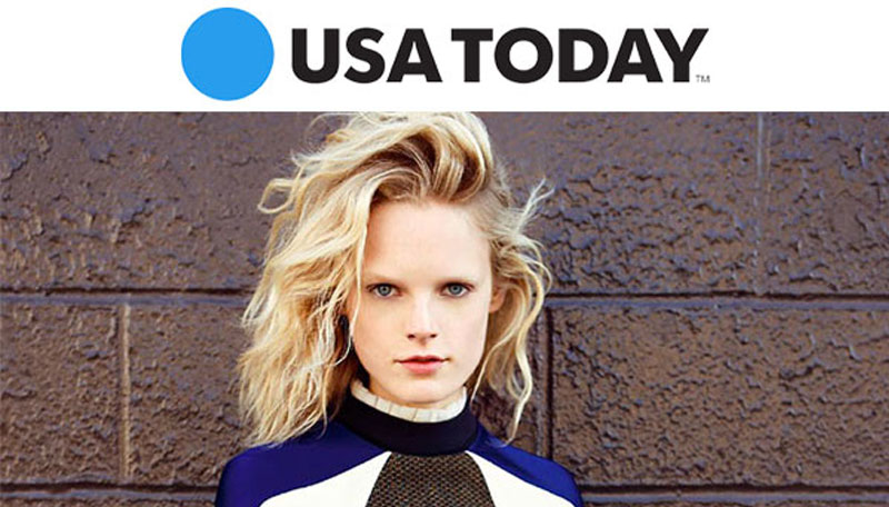 Model Hanne Gaby Odiele reveals she is intersex