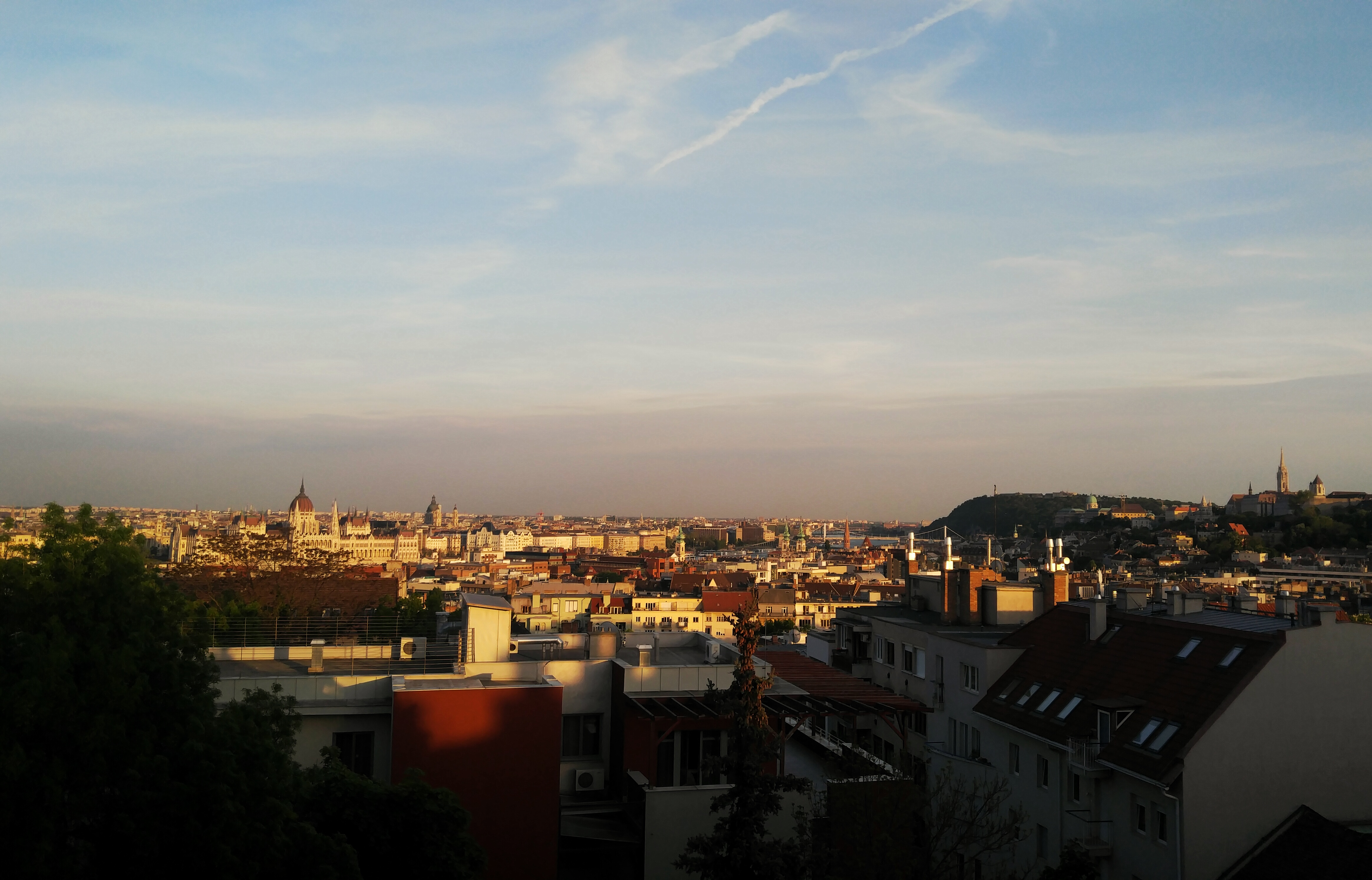 The View From the European Youth Centre