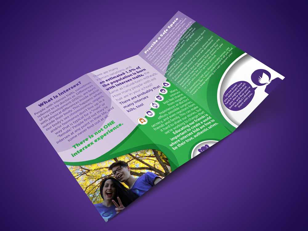 interACT Brochure - What We Wish Our Friends Knew