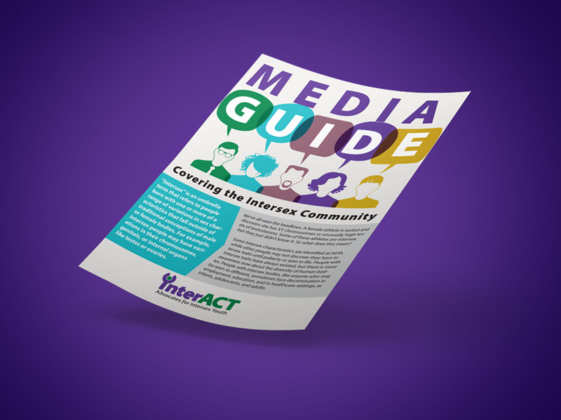 Media Guide: Covering the Intersex Community