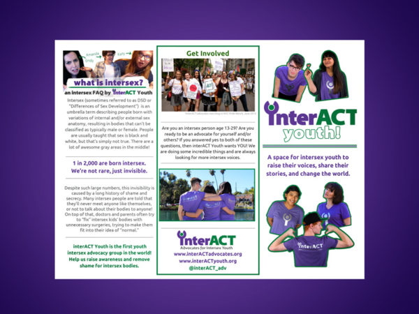 interACT Youth Program Brochure