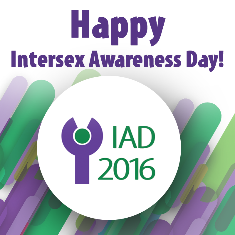 Happy Intersex Awareness Day