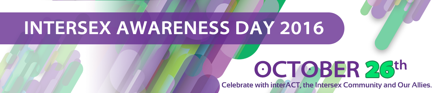 Intersex Awareness Day 2016